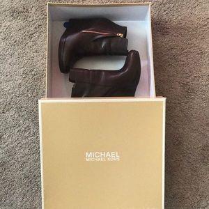 Michael Kors  booties (with Box)